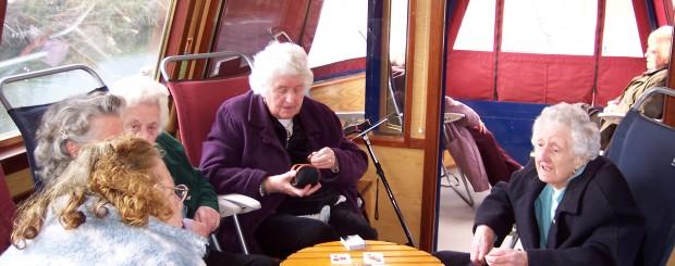 Birthday Canal Boat Trip