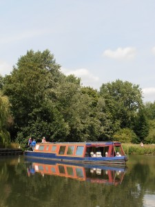 Canal boating for people with disabilities