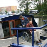 Ramps and lifts for wheelchair users
