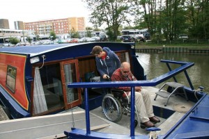 Accessible boating