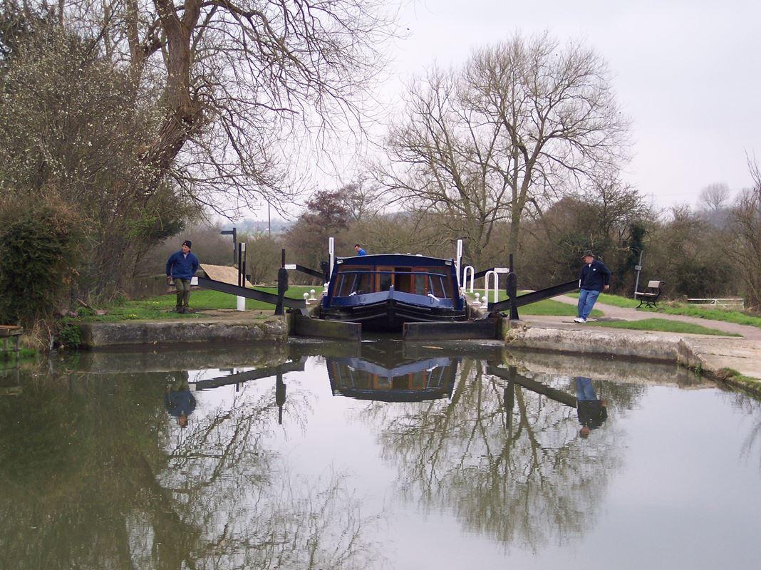Parndon Mill Lock
