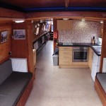 Stort Challenger Disabled Canal Boat - Living Area