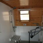 Stort Challenger Disabled Canal Boat - Bathroom