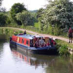 Stort Challenger Disabled Canal Boat