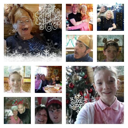 Christmas Cruise Mash-Up