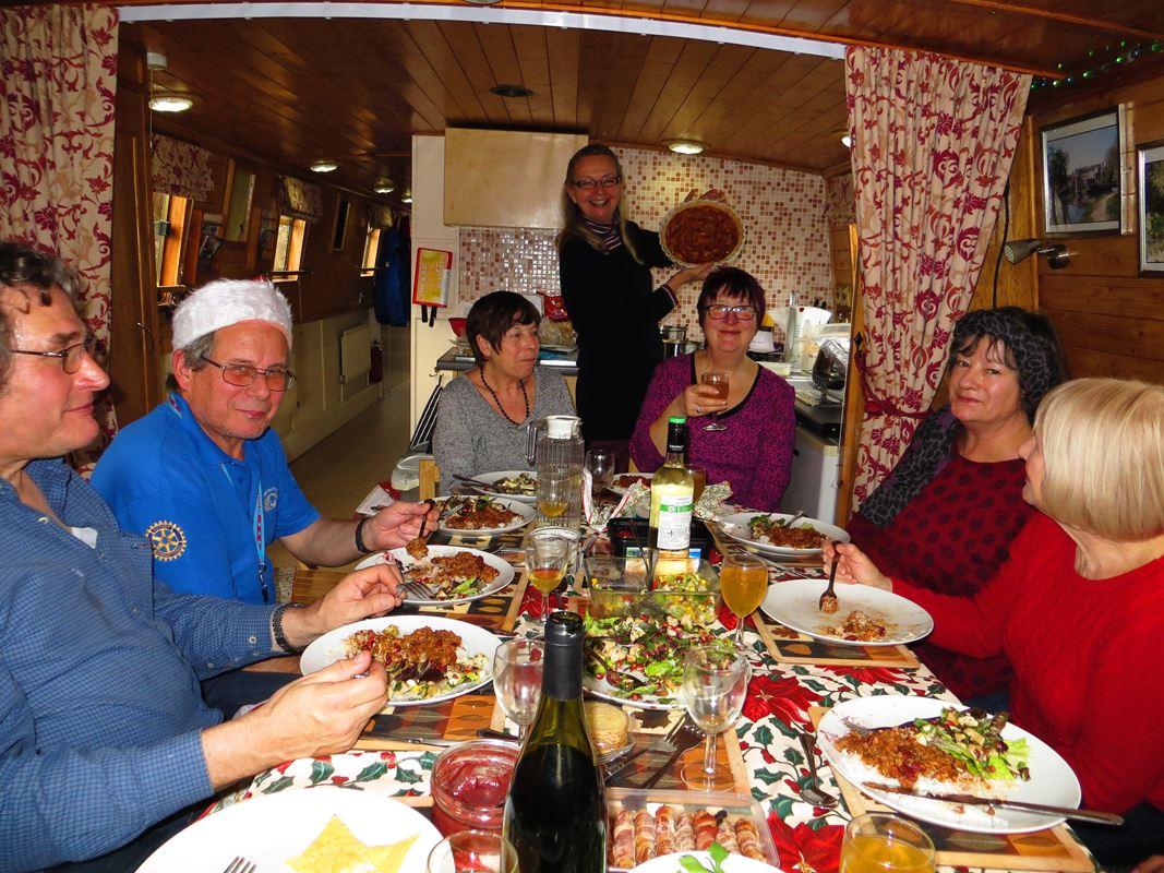 Christmas Cruise Fayre
