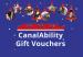 CanalAbility Gift Voucher