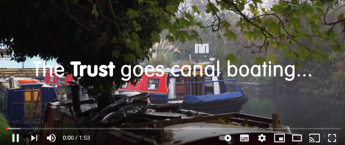 EMC Trust go boating with CanalAbility